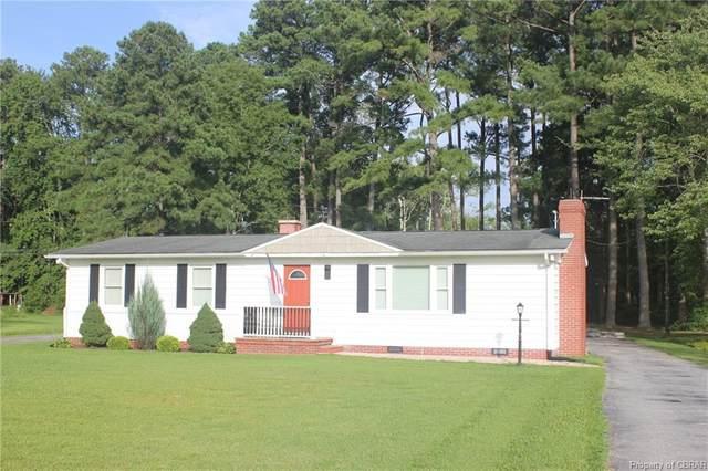 186 Pine Hall Road, Mathews, VA 23109 (MLS #2125523) :: Village Concepts Realty Group