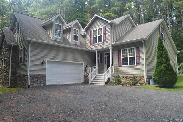 397 Knights Landing Drive, Heathsville, VA 22473 (MLS #2125562) :: Village Concepts Realty Group