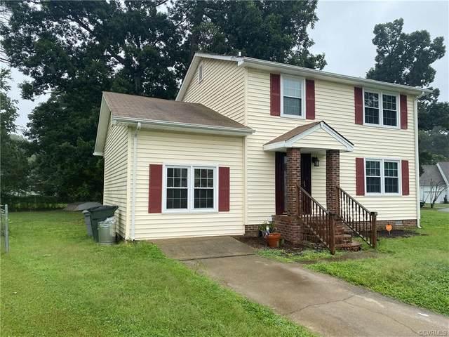 3613 Fairfax Drive, Hampton, VA 23661 (MLS #2125563) :: Village Concepts Realty Group
