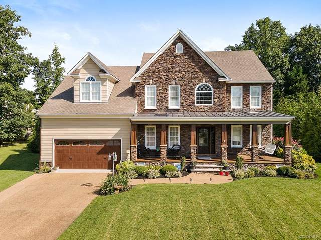 3148 Shorewood Place, Midlothian, VA 23112 (MLS #2125716) :: EXIT First Realty