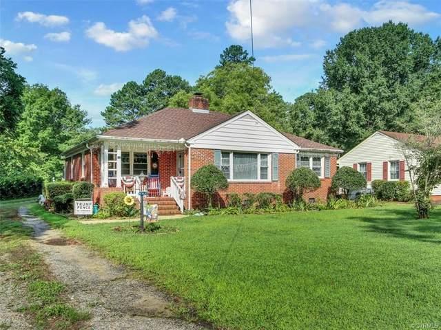 112 Fleetwood Avenue, Waverly, VA 23890 (MLS #2125833) :: Village Concepts Realty Group