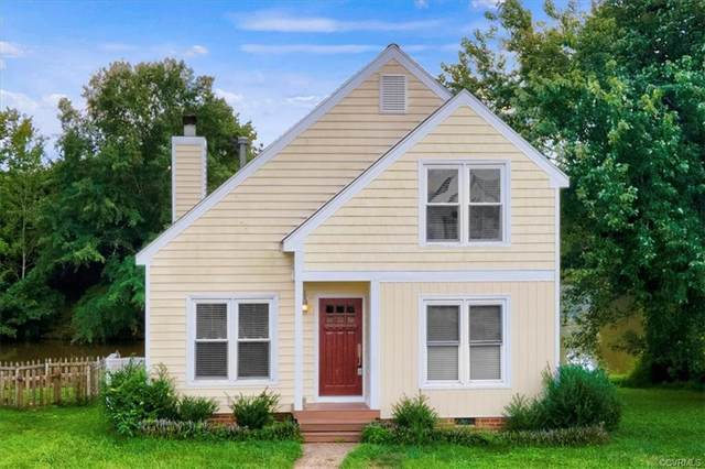 7821 Breaker Point Court, Chesterfield, VA 23832 (MLS #2125842) :: EXIT First Realty