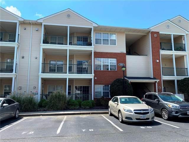 831 Brassie Lane E, Glen Allen, VA 23059 (MLS #2126096) :: Treehouse Realty VA