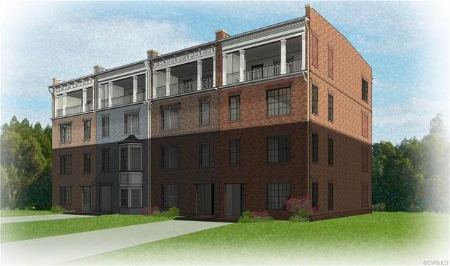 1704-B Old Brick Road 10B, Henrico, VA 23060 (MLS #2126123) :: Village Concepts Realty Group