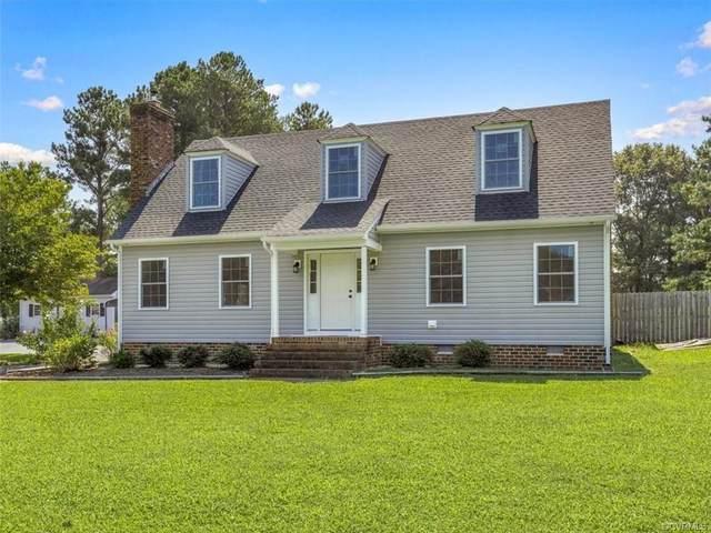 6095 Anvil Lane, Mechanicsville, VA 23111 (MLS #2126236) :: Village Concepts Realty Group