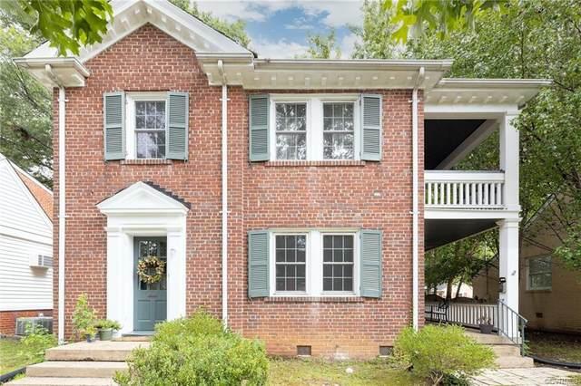 4004 W Grace Street, Richmond, VA 23230 (MLS #2126286) :: Small & Associates