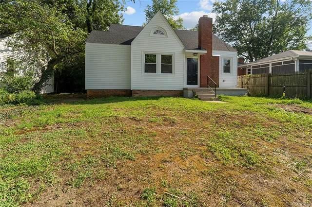 4707 Penick Road, Henrico, VA 23228 (MLS #2126387) :: Treehouse Realty VA