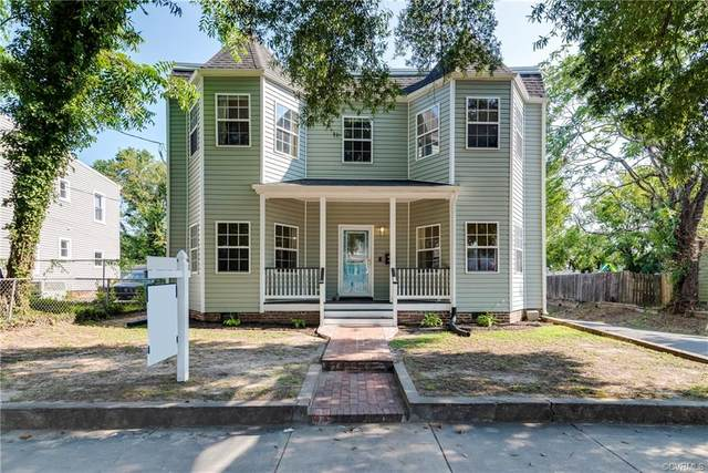 1501 Oakwood Avenue, Richmond, VA 23223 (MLS #2126429) :: The Redux Group