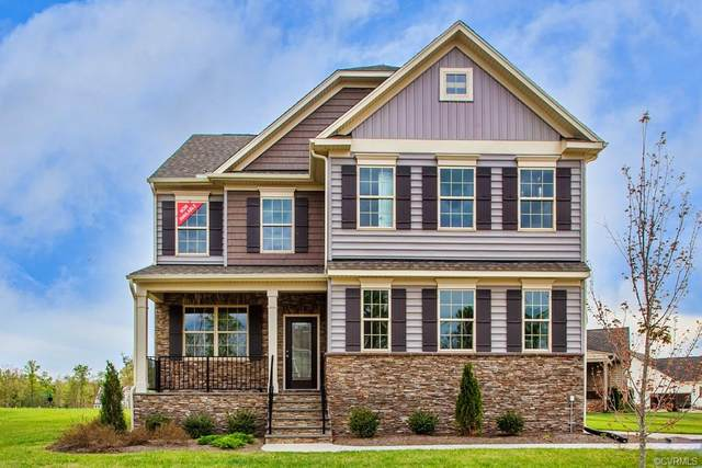 5907 Sterlingworth Drive, Moseley, VA 23120 (MLS #2126457) :: EXIT First Realty