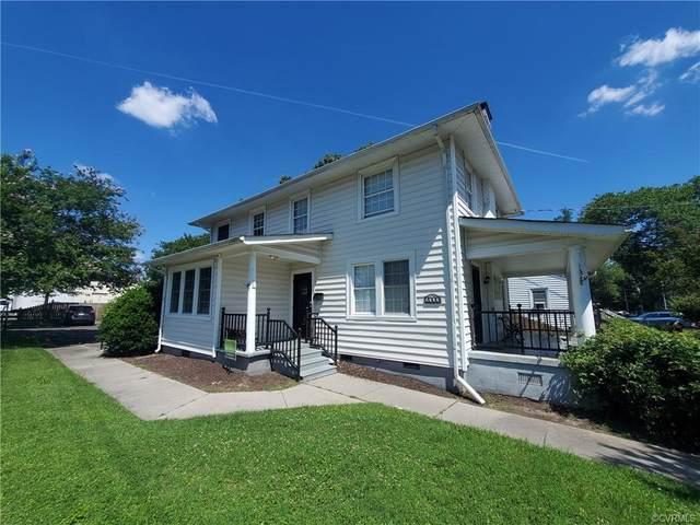 2000 Dumbarton Road, Henrico, VA 23228 (MLS #2126478) :: Treehouse Realty VA