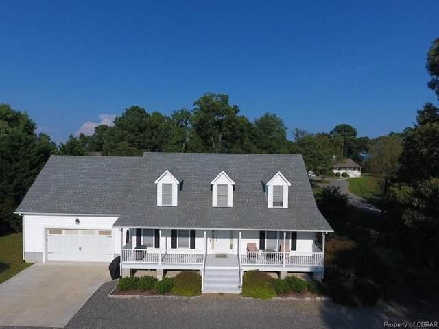 294 Pelican Lane, Reedville, VA 22539 (MLS #2126532) :: Treehouse Realty VA