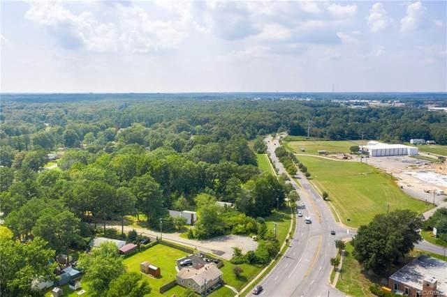 6201 Warwick Road, Richmond, VA 23225 (MLS #2126537) :: EXIT First Realty