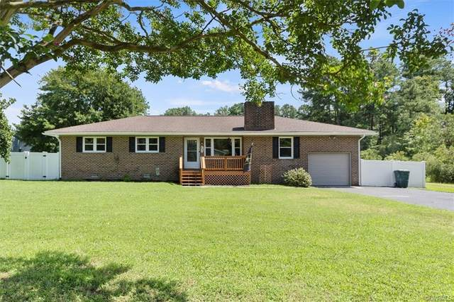 490 Thompson Avenue, West Point, VA 23181 (MLS #2126627) :: Village Concepts Realty Group