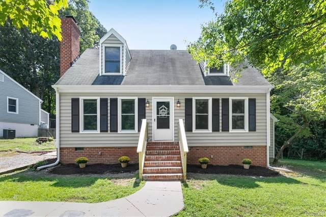 8401 Boones Trail Road, Chesterfield, VA 23832 (MLS #2126664) :: Village Concepts Realty Group