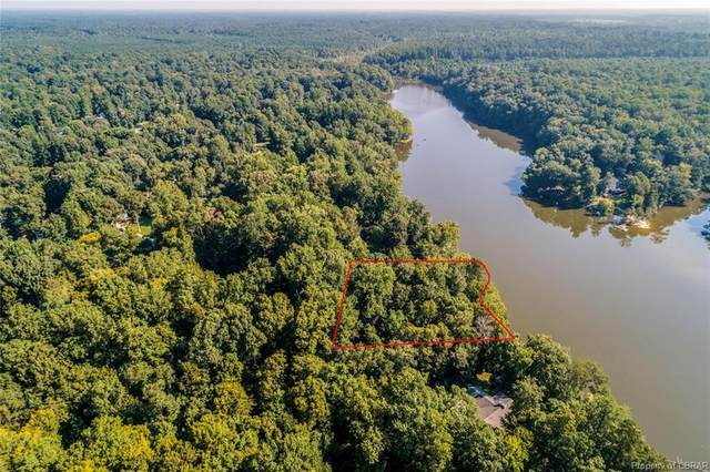 1 AC Breezy Cove, Gloucester, VA 23061 (MLS #2126712) :: Village Concepts Realty Group