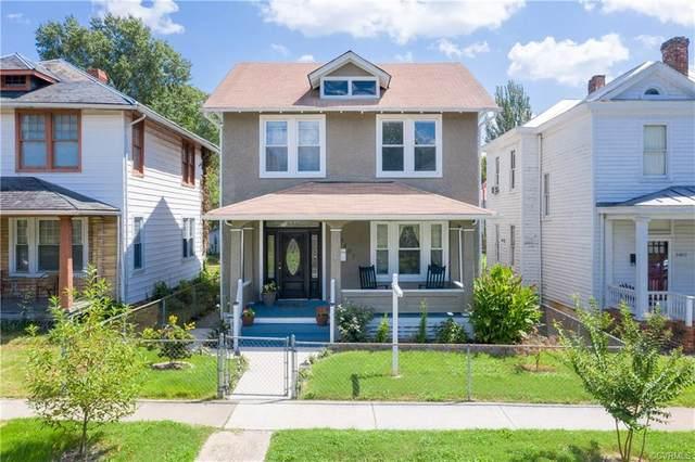 3407 Enslow Avenue, Richmond, VA 23222 (MLS #2126773) :: Village Concepts Realty Group