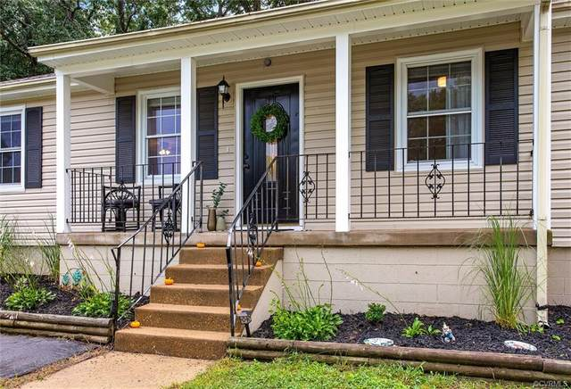 9048 Lost Forest Drive, Chesterfield, VA 23237 (MLS #2126882) :: The Redux Group