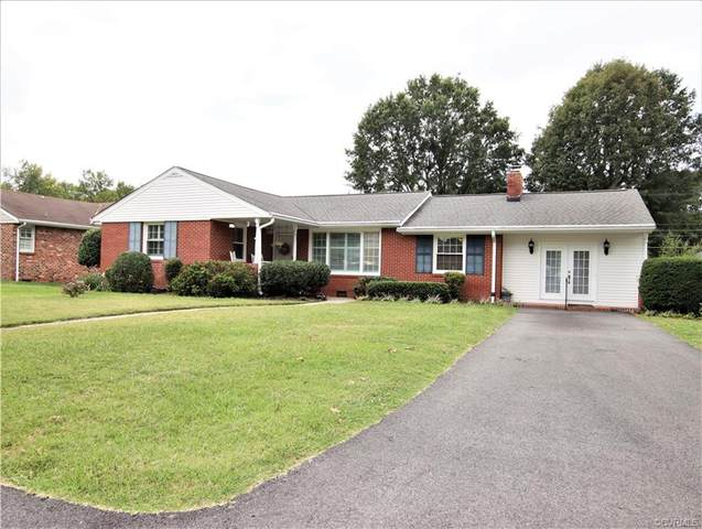 9319 Overhill Road, Henrico, VA 23229 (MLS #2126889) :: Village Concepts Realty Group