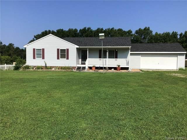 10294 Woods Cross Road, Gloucester, VA 23061 (MLS #2126964) :: EXIT First Realty