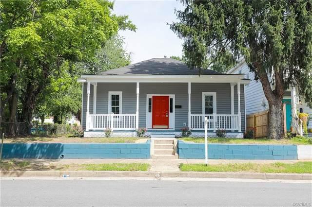 606 Hazelhurst Avenue, Richmond, VA 23222 (MLS #2126998) :: Village Concepts Realty Group