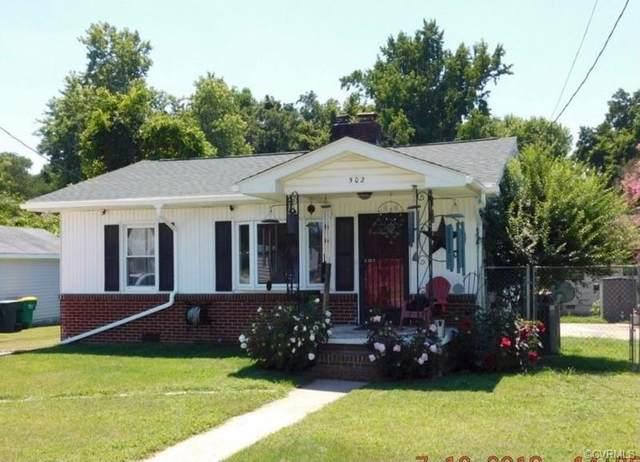 502 Victoria Street, Hopewell, VA 23860 (MLS #2127022) :: Small & Associates