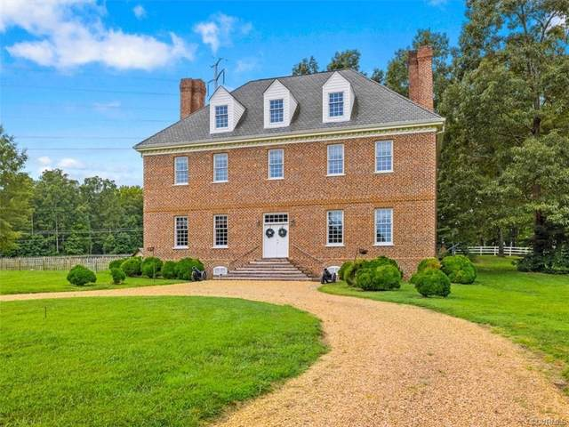 5400 Newbys Bridge Road, Chesterfield, VA 23832 (MLS #2127109) :: Village Concepts Realty Group