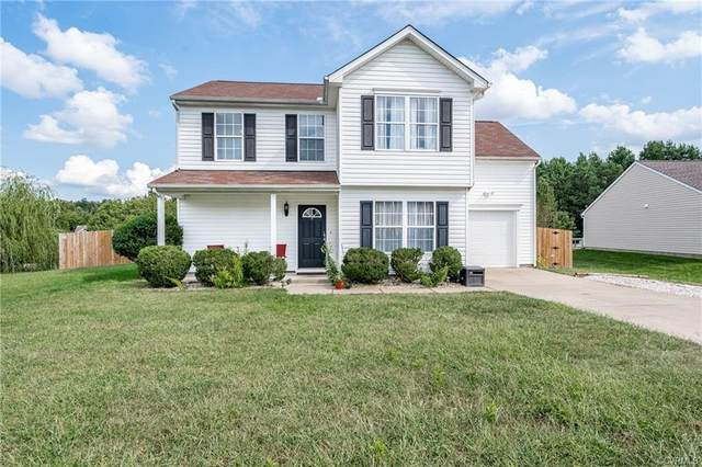 3001 Littlebury Drive, Chester, VA 23831 (MLS #2127117) :: EXIT First Realty
