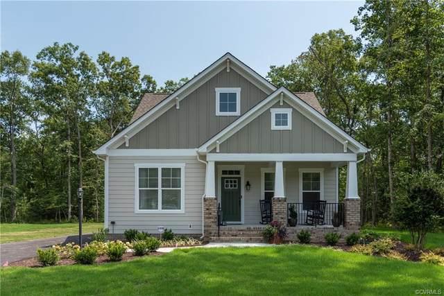 106 Brookneal Alley, Ashland, VA 23005 (MLS #2127136) :: Treehouse Realty VA
