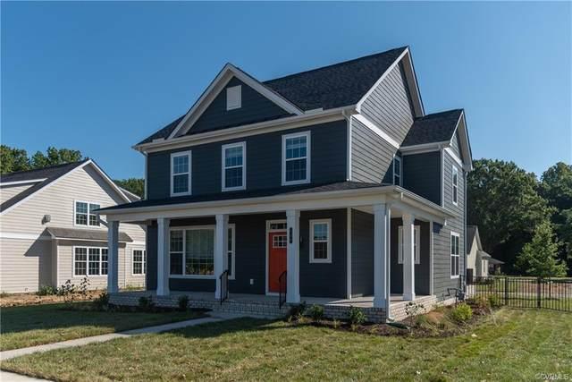 709 West Vaughan Road, Ashland, VA 23005 (MLS #2127146) :: Small & Associates