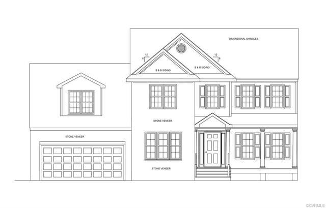706 Bella Way, North Chesterfield, VA 23236 (MLS #2127147) :: Treehouse Realty VA