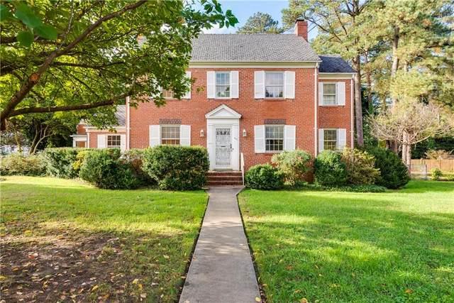 5901 S Crestwood Avenue, Henrico, VA 23226 (MLS #2127177) :: Small & Associates