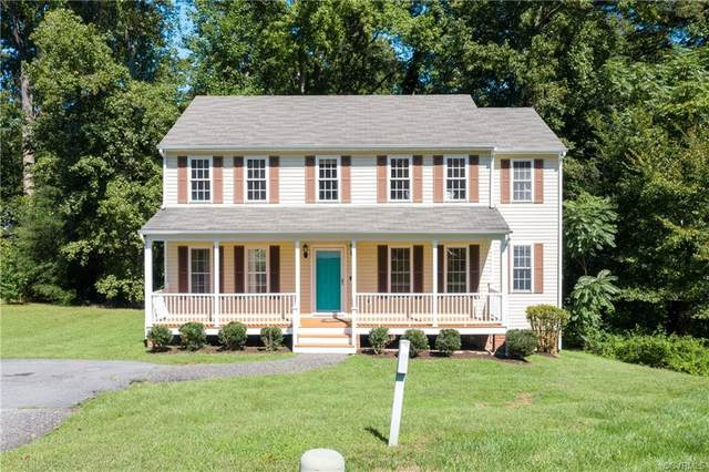 7206 Buggy Place, Chesterfield, VA 23225 (#2127215) :: The Bell Tower Real Estate Team