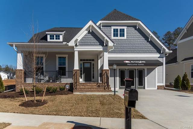 8106 Clancy Court, Chesterfield, VA 23838 (MLS #2127246) :: The Redux Group