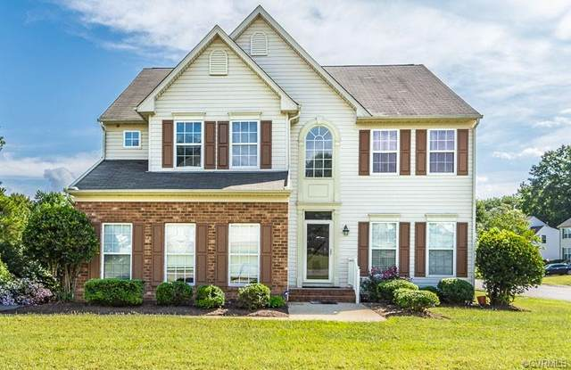 1000 Armour Court, Henrico, VA 23223 (MLS #2127302) :: Village Concepts Realty Group