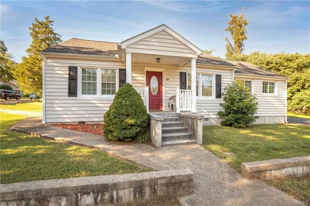 21511 Court Street, South Chesterfield, VA 23803 (MLS #2127372) :: Village Concepts Realty Group