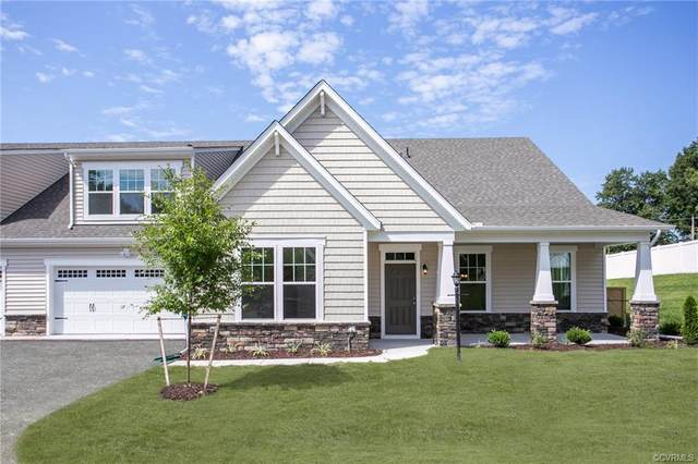 2527 Sandler Way, North Chesterfield, VA 23235 (MLS #2127400) :: Village Concepts Realty Group