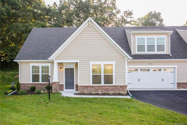 2529 Sandler Way, North Chesterfield, VA 23235 (MLS #2127402) :: Village Concepts Realty Group
