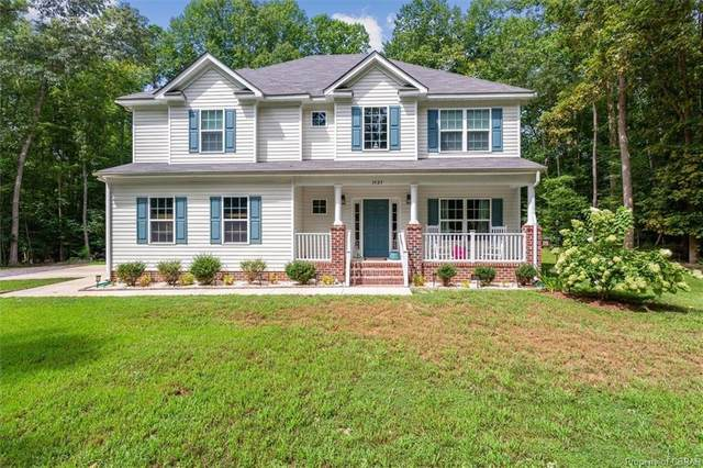 3523 Poplar Ridge Drive, Gloucester, VA 23061 (MLS #2127430) :: EXIT First Realty