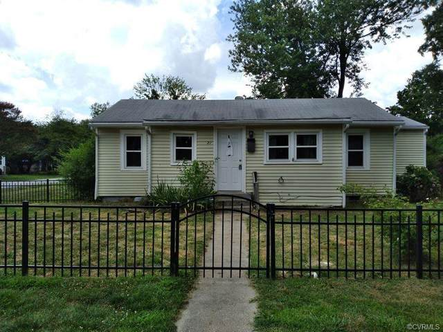 21 Kemper Court, Sandston, VA 23150 (MLS #2127458) :: Village Concepts Realty Group