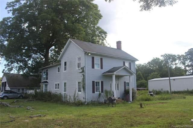 80 Ridge Road, Foster, VA 23056 (MLS #2127465) :: Village Concepts Realty Group