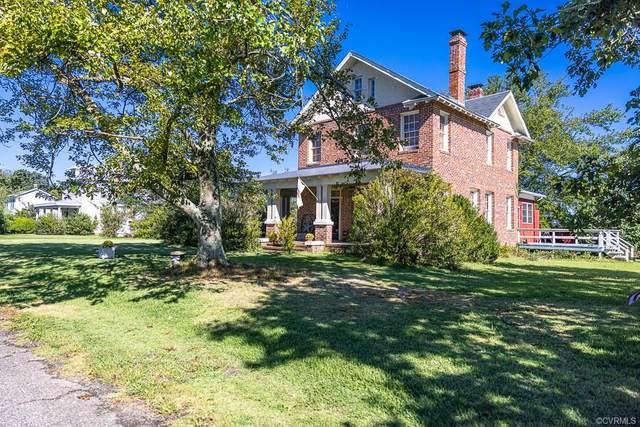 153 Easy Street, Dundas, VA 23938 (MLS #2127499) :: Village Concepts Realty Group