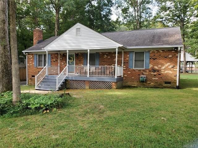 5434 Ridgerun Terrace, Chesterfield, VA 23832 (MLS #2127511) :: EXIT First Realty