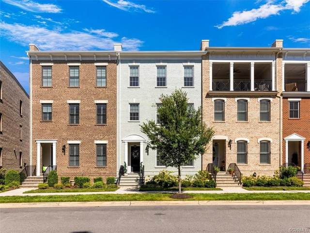 12342 Dewhurst Avenue, Henrico, VA 23233 (MLS #2127528) :: Village Concepts Realty Group
