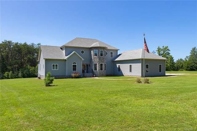 6169 Meherrin Road, Meherrin, VA 23954 (MLS #2127530) :: Village Concepts Realty Group