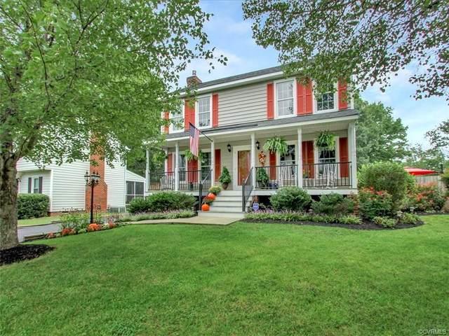 5201 Reids Pointe Road, Glen Allen, VA 23060 (MLS #2127541) :: EXIT First Realty