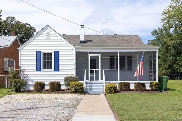 3419 Woodlawn Street, Hopewell, VA 23860 (MLS #2127559) :: Small & Associates