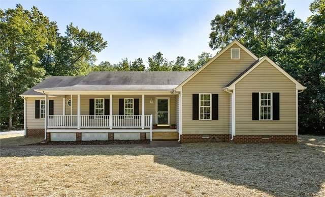 2600 Glenridge Drive, Powhatan, VA 23139 (#2127585) :: The Bell Tower Real Estate Team