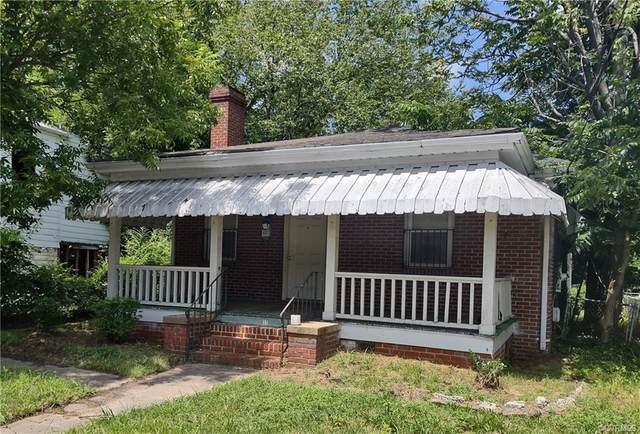 15 Mars Street, Petersburg, VA 23803 (MLS #2127623) :: Village Concepts Realty Group