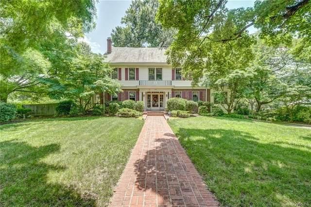 1201 Laburnum Park Boulevard, Richmond, VA 23227 (MLS #2127646) :: Small & Associates