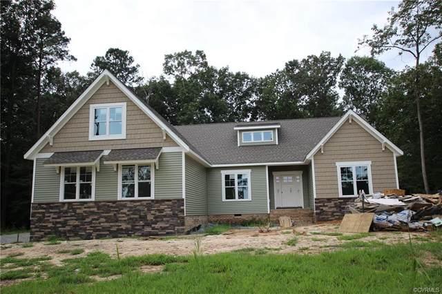 7380 Sedgemoor Circle, Mechanicsville, VA 23116 (MLS #2127674) :: Village Concepts Realty Group